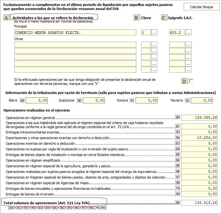 no obligacion modelo 390 declaracion resumen anual iva programa fiscal msmodelos