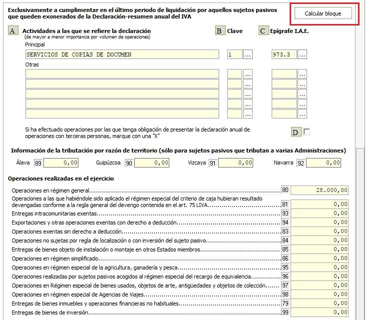 programa contabilidad msconta modelo 390 declaracion resumen anual iva