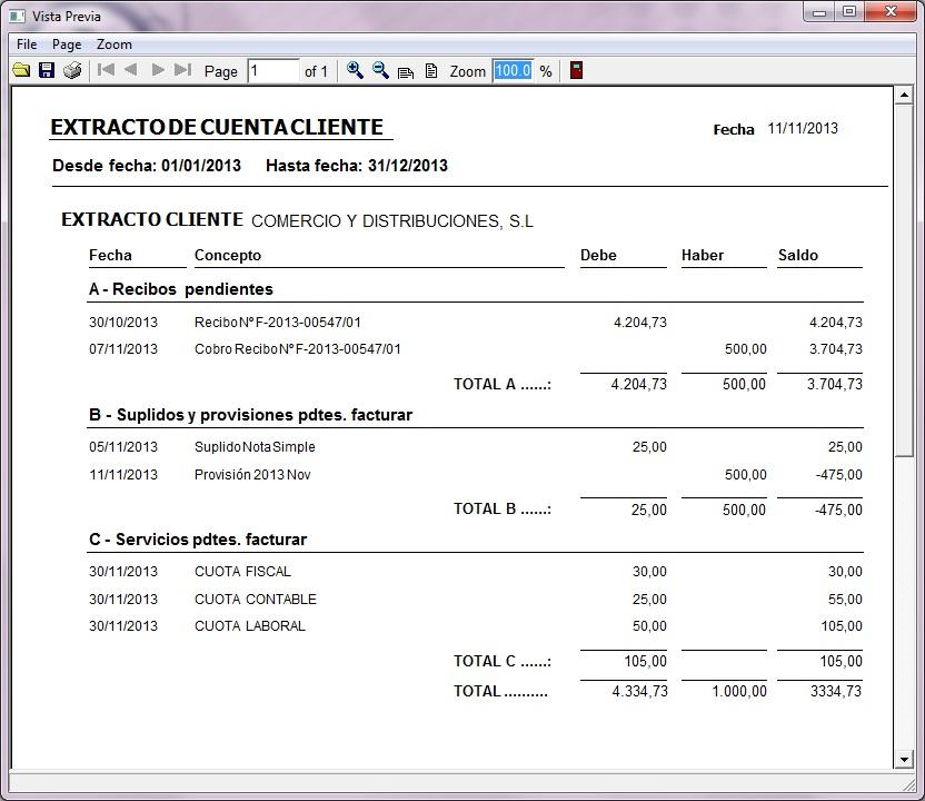 013 - Ver deuda del cliente 003