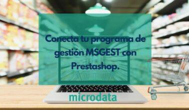 CONECTAR PRESTASHOP ERP