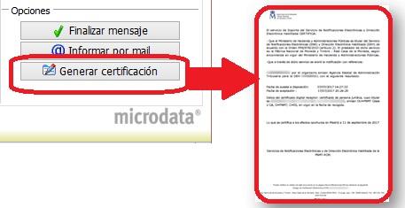 programa notificaciones electronicas 060 msnotifica