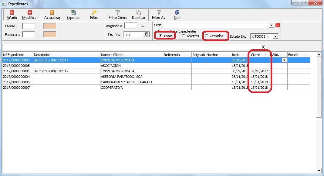 programa facturacion como cerrar expendientes software gestion profesionales