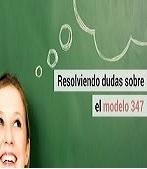 presentar modelo 347 programa fiscal