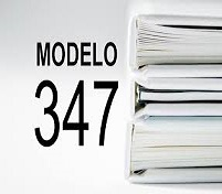 cumplimentar modelo 347 automatico