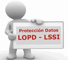 texto proteccion de datos para factura