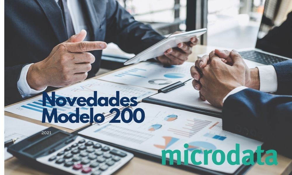 novedades modelo 200 2021
