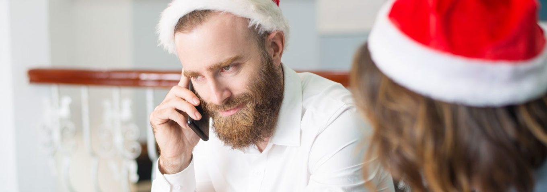 impuestos cena de navidad